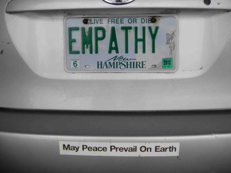 empathy plate